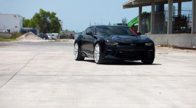Chevy Camaro SS 2016 Wallpapers HD 4