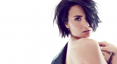 Demi Lovato Haircut Desktop Background