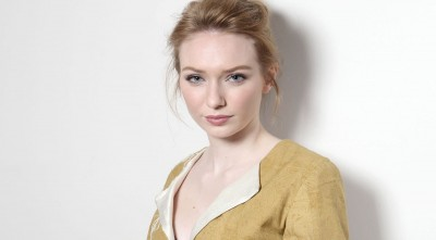Eleanor Tomlinson hair Photo