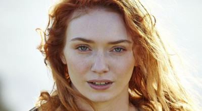 Ginger as Eleanor Tomlinson Picture