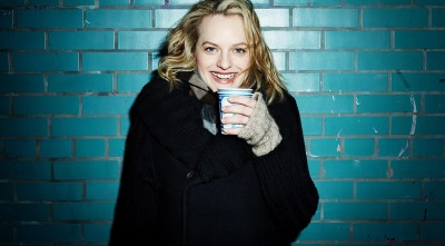 Elisabeth Moss for Desktop