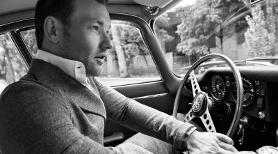 Joel Edgerton Photo bw