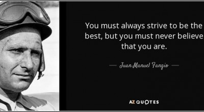 Wallpaper Juan Manuel Fangio Quotes for PC