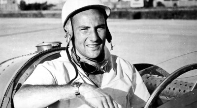 Juan Manuel Fangio HD Wallpapers Widescreen Young