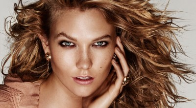 Karlie Kloss earrings