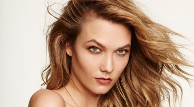 Karlie Kloss eyebrows