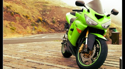 Kawasaki Ninja 600 Green photo recent