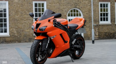 Kawasaki Ninja 600 Red HD Wallpapers Widescreen