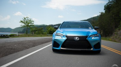 Lexus GSF 2016 Background HD