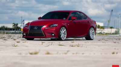 Lexus IS 350 2016 Wallpaper
