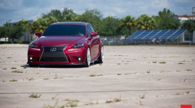 Lexus IS 350 Wallpapers HD