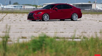 Lexus IS 350 Pictures HD