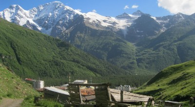 Mount Elbrus summer
