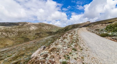 Pictures of Mount Kosciuszko road clouds for Desktop