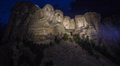 Mount Rushmore Background HD