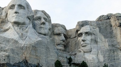 Mount Rushmore design