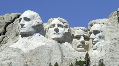 Mount Rushmore presidents