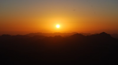 Mount Sinai Wallpapers sunset