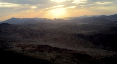 Pictures of Mount Sinai sunrise for Desktop