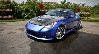 Nissan 350z Roadster Wallpapers Widescreen HD carbon custom