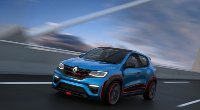 Renault Kwid Racer 2016 HD Pics HIgh Quality