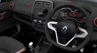Renault Kwid Racer 2016 Interior beautiful picture