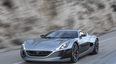 Rimac Concept One 2016 Wallpapers