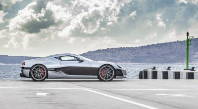 Rimac Concept One 2016 new images 2016