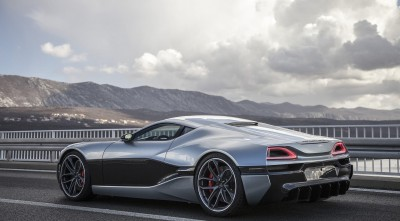 Rimac Concept One 2016 beautiful picture