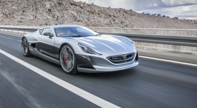 Rimac Concept One 2016 HD Wallpaper for Desktop