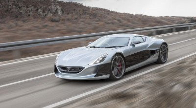 Rimac Concept One 2016 Widescreen Wallpaper