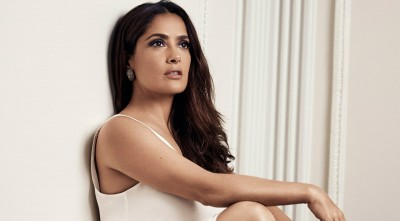 Salma Hayek for Desktop