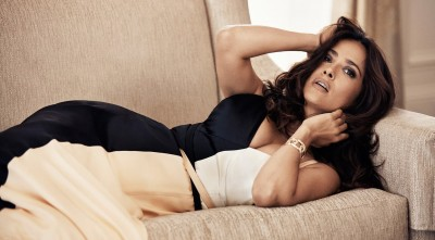 Salma Hayek Desktop Wallpaper Widescreen