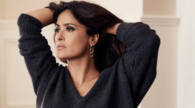 Salma Hayek earrings