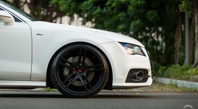 VPS-302 Vossen Wheels Precision Series Audi A7 Pictures HD