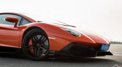 VPS -302 Vossen Wheels Precision Series Lamborghini Aventador Wallpaper