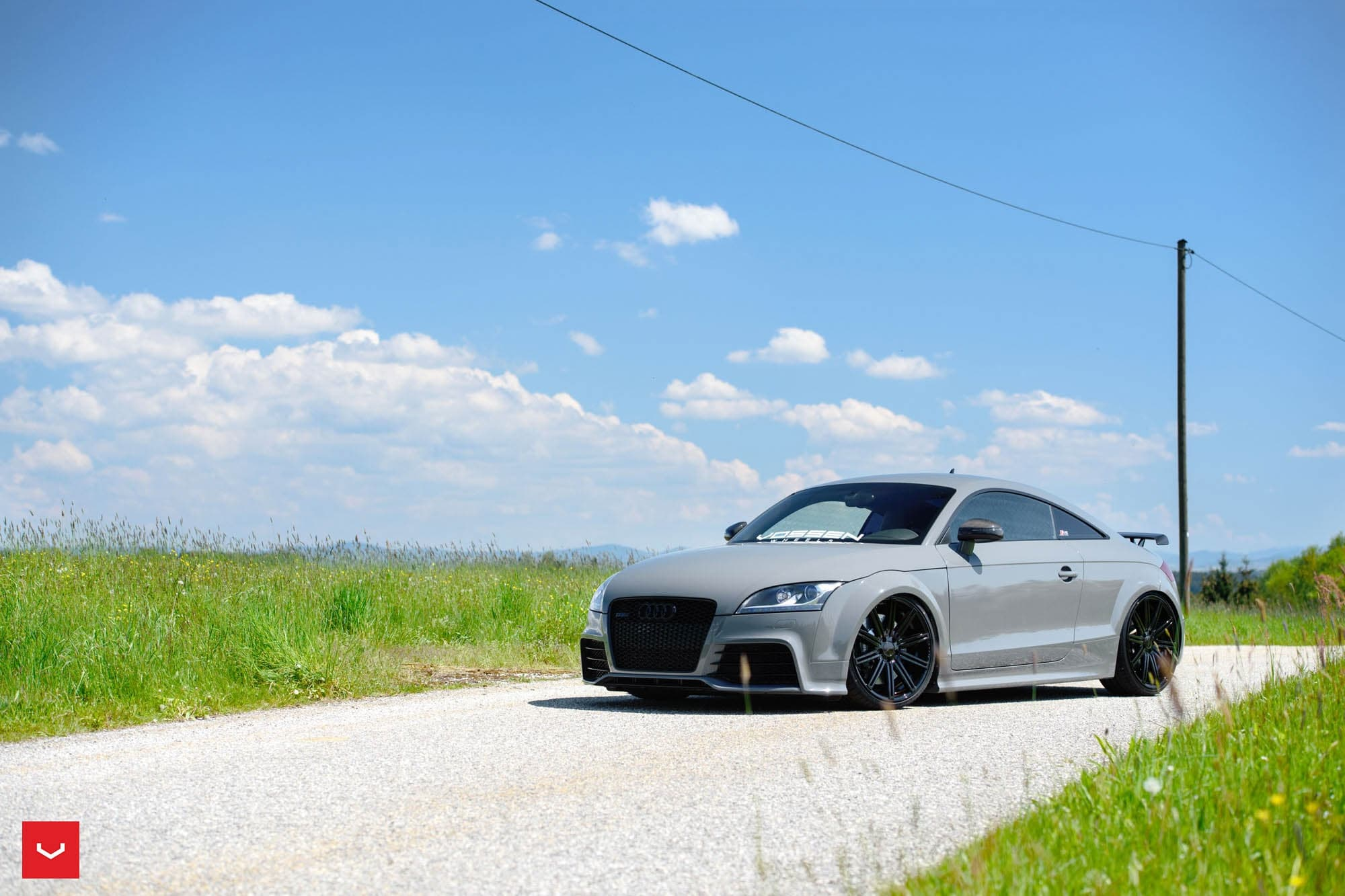 Audi TT RS Tuning nature