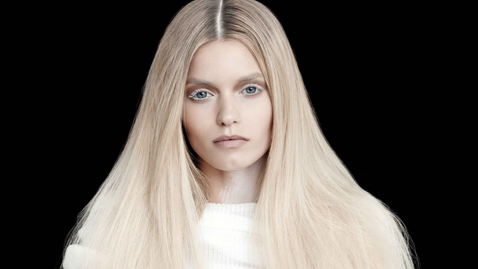 Black Background Abbey Lee HD Pics