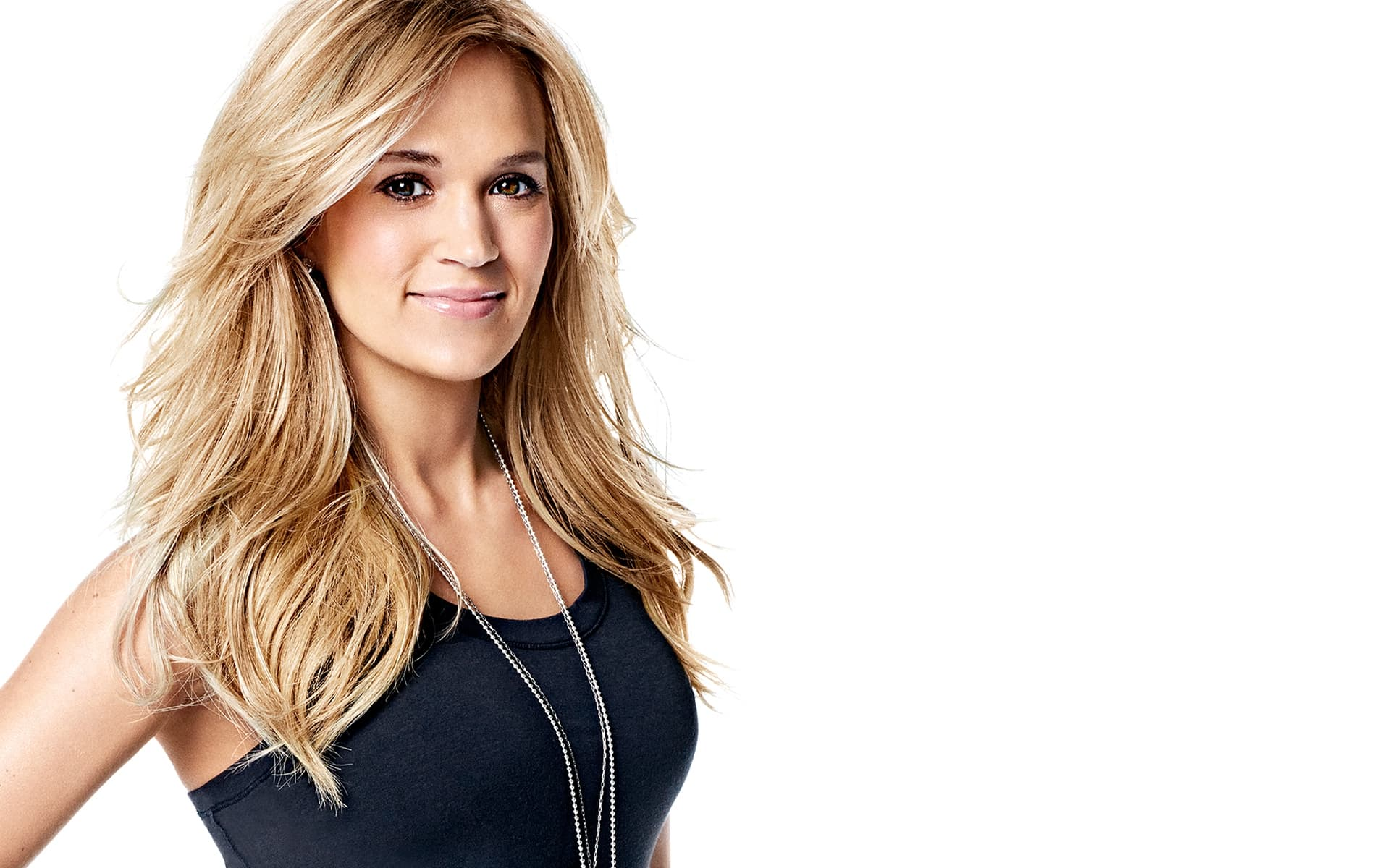 Carrie Underwood Wallpaper white