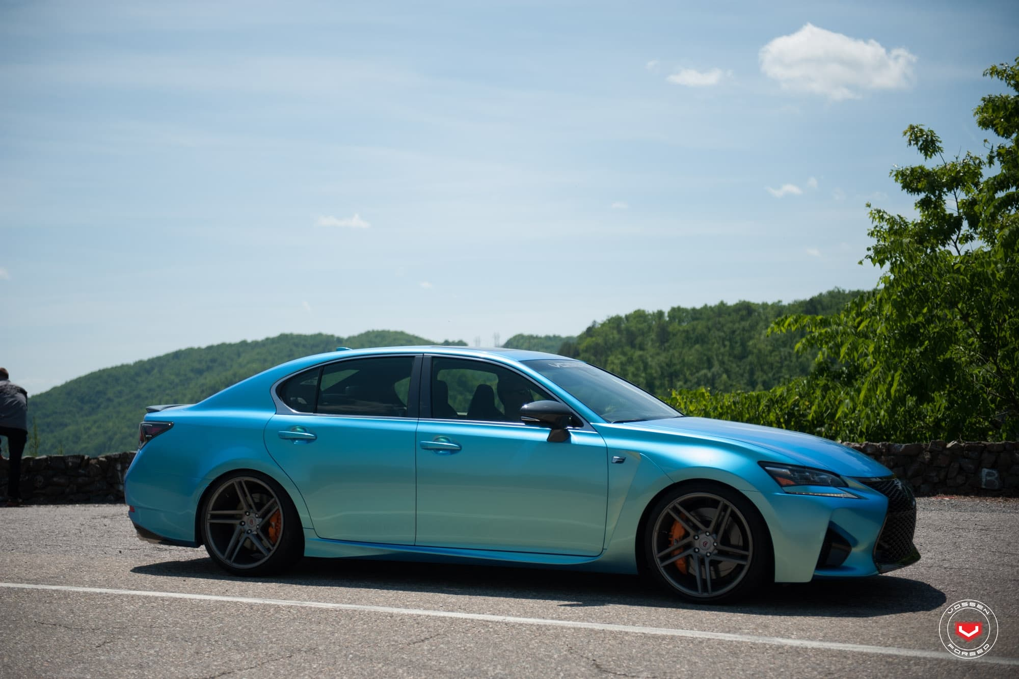 Lexus GSF 2016 High Quality Wallpapers