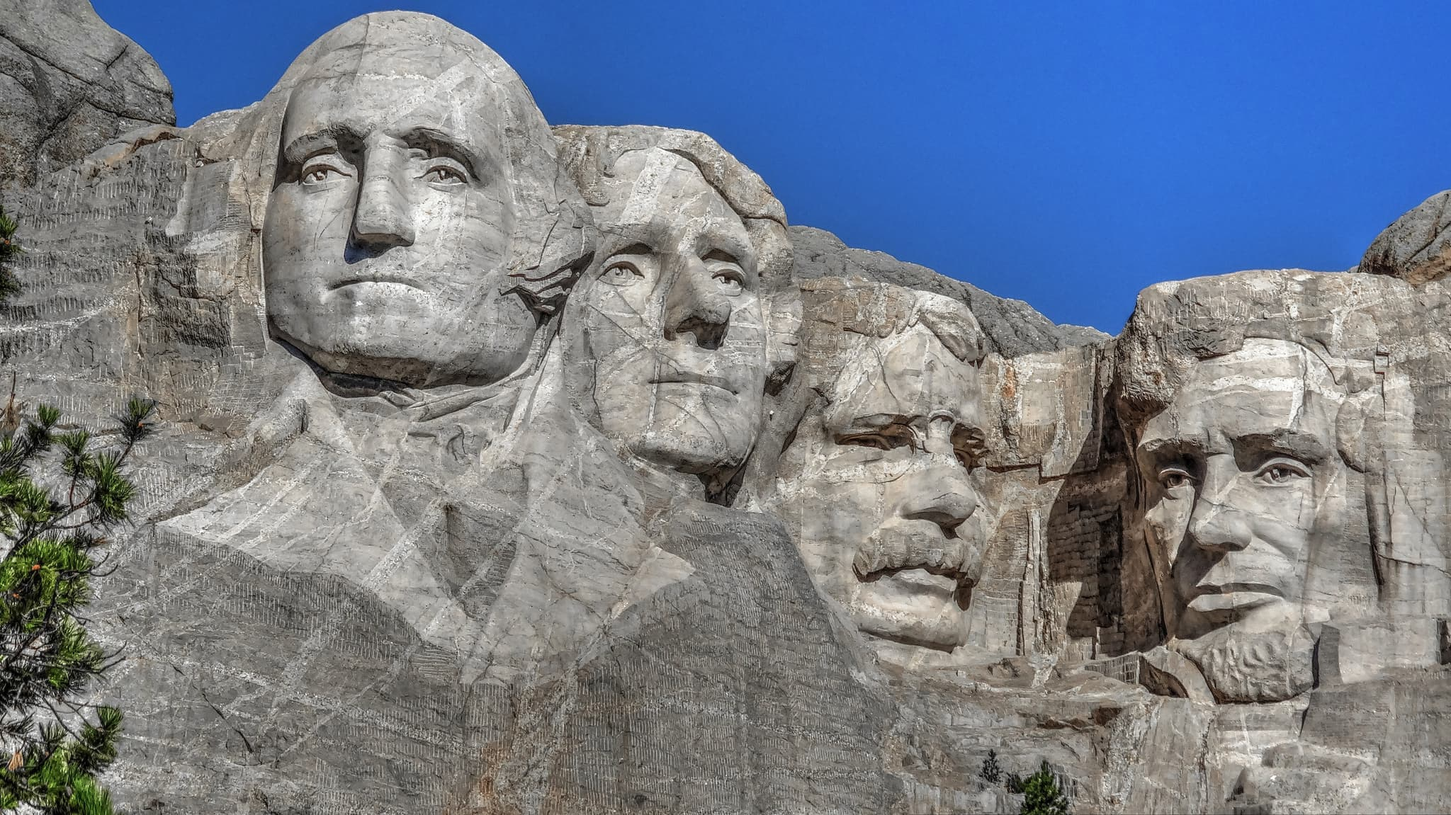 Mount Rushmore HD Wallpaper for Desktop