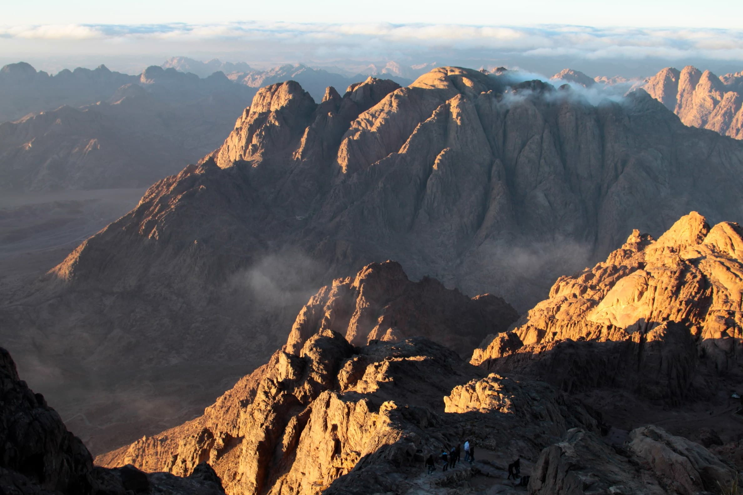 Mount Sinai HD Wallpaper for Desktop