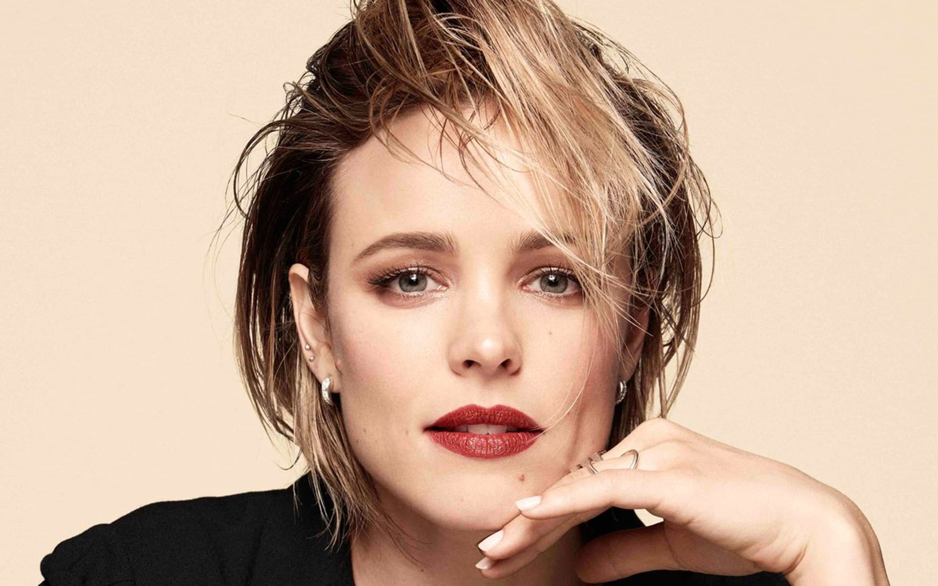 Rachel McAdams haircut