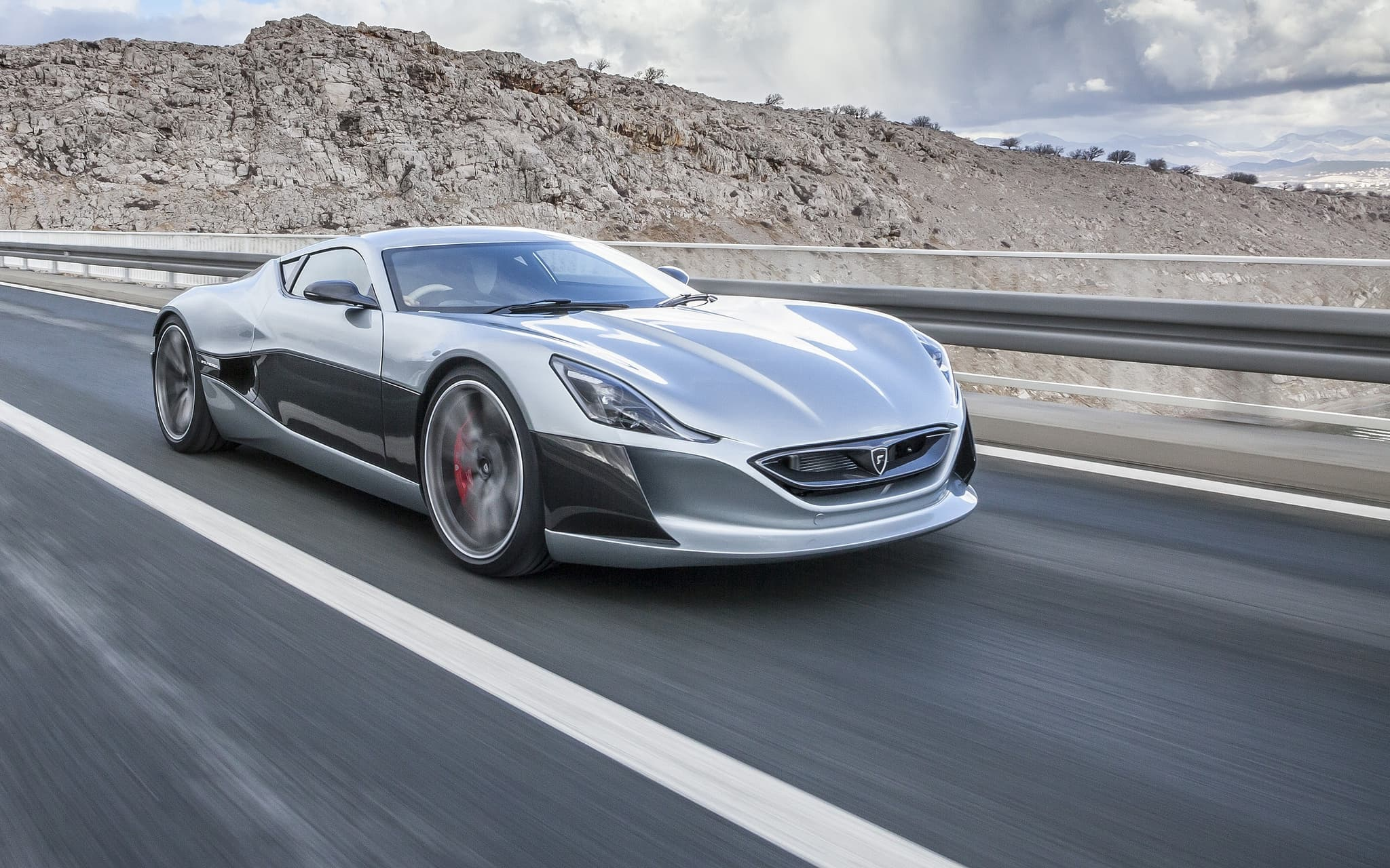 Rimac Concept One 2016 Wallpapers HD Design Interior