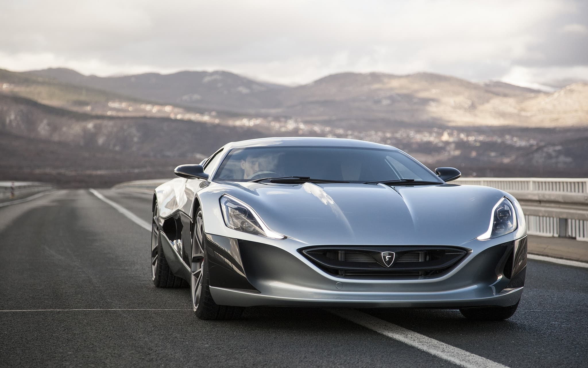Rimac Concept One 2016 High Quality Wallpapers