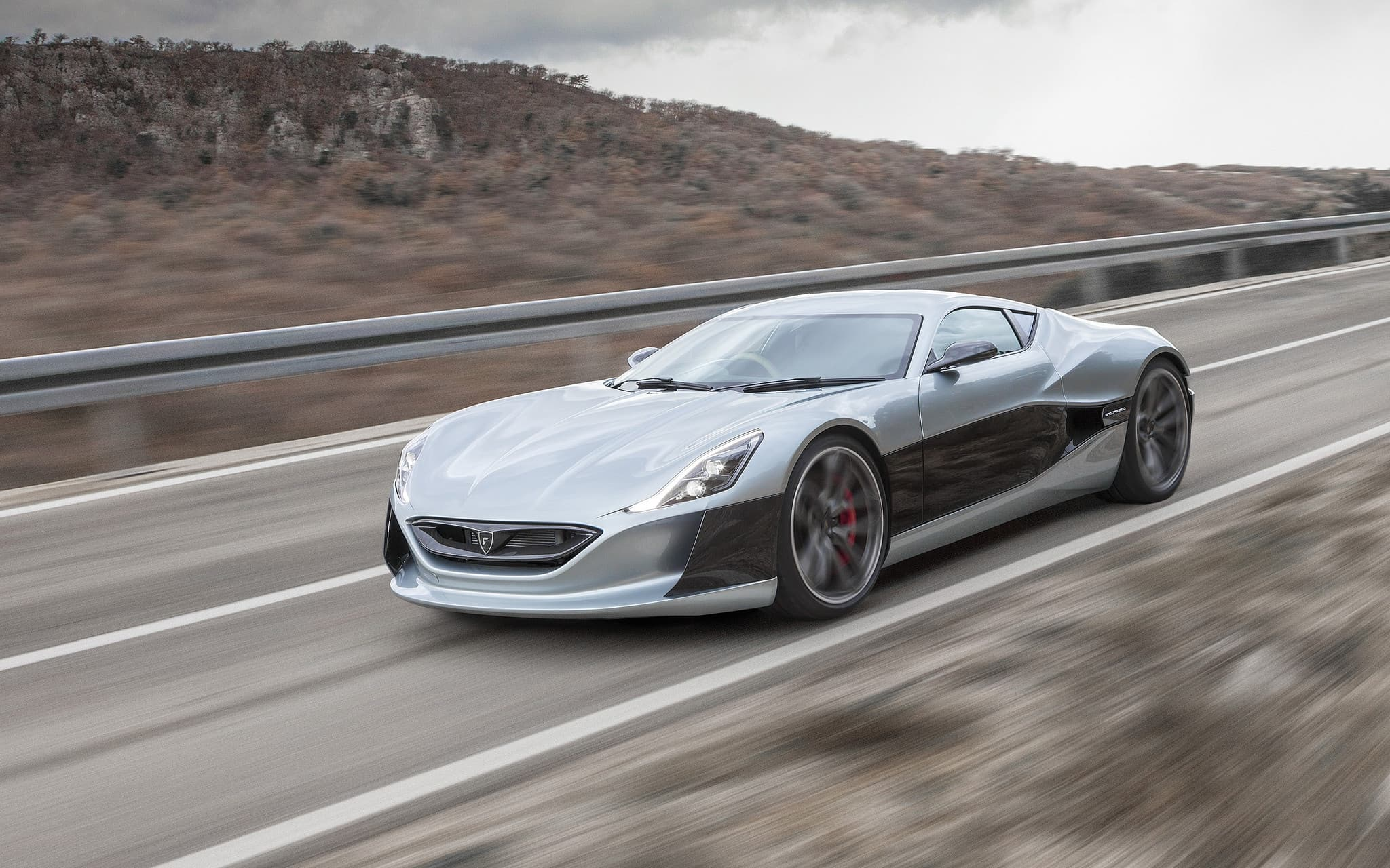 Rimac Concept One 2016 Wallpapers HD Design, Interior