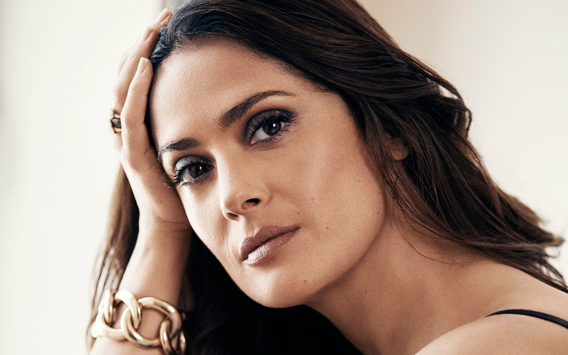 Salma Hayek wallpaper x