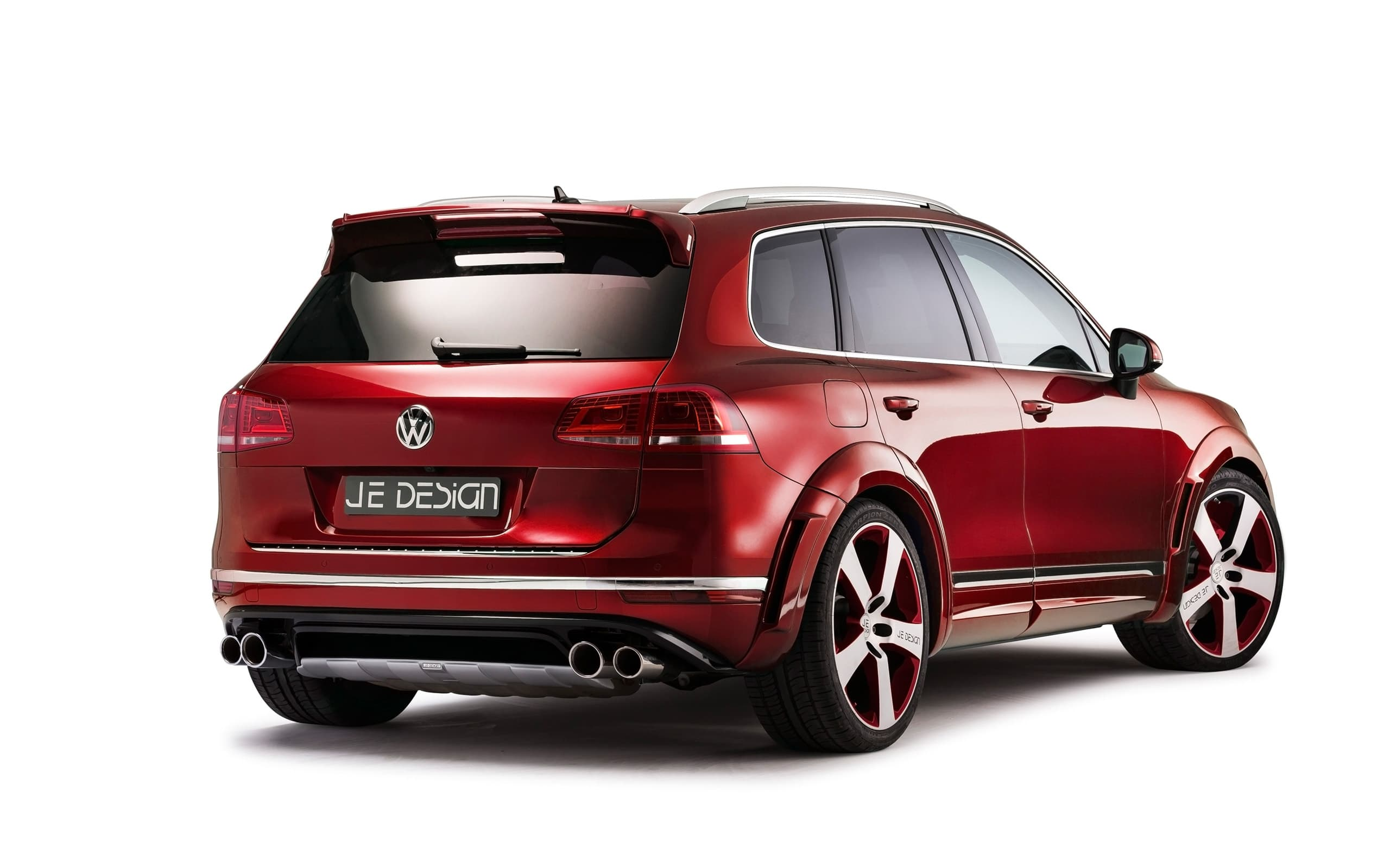 volkswagen touareg 2017 r line wallpapers hd je design red. Black Bedroom Furniture Sets. Home Design Ideas