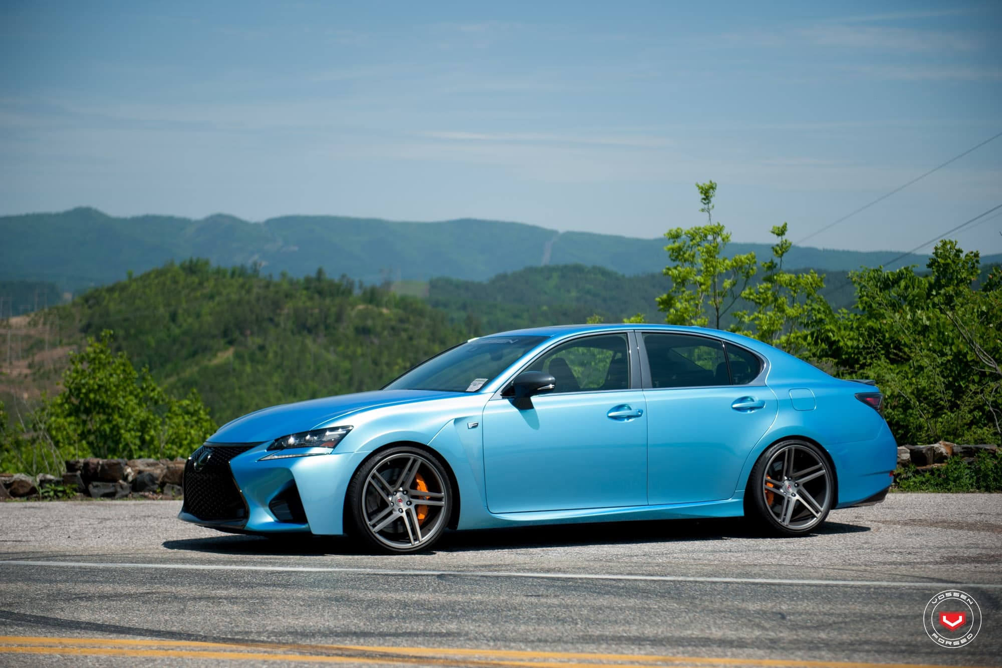 lexus gsf 2016 wallpapers hd sedan interior blue custom