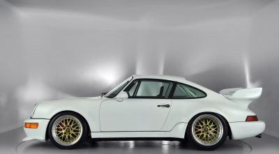 2016 1993 Porsche 911 Carrera RSR side